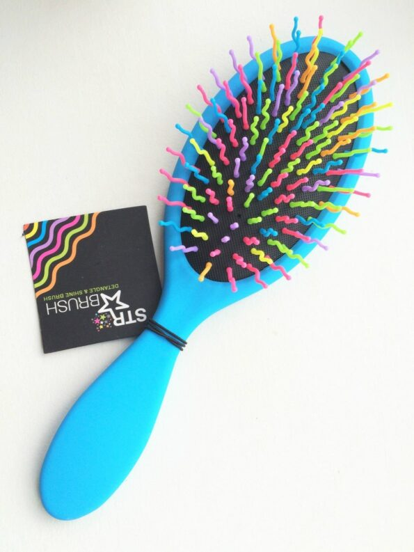 Detangle Brush Blue