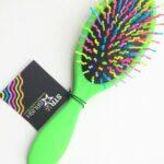 detangle shine brushes